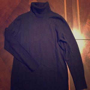 Black 100% cashmere sweater!🖤